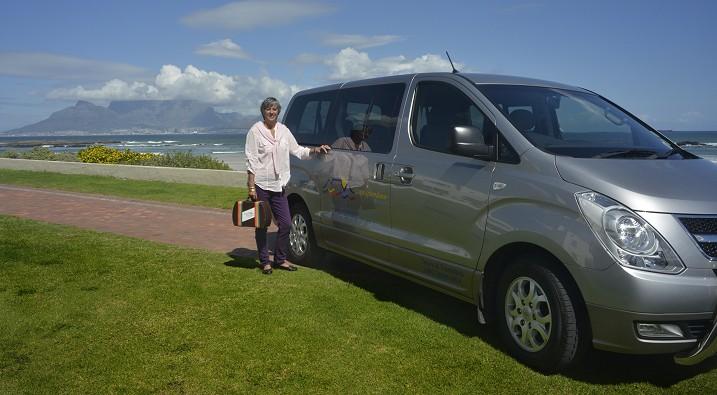 Cape Splendour New Vehicle