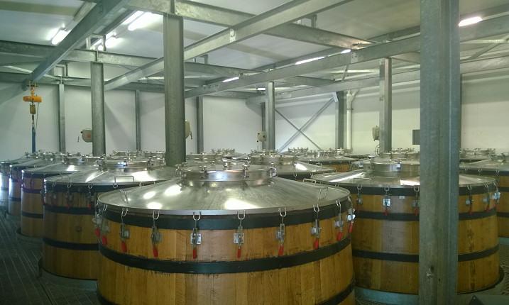 Schapenberg wine region cellars