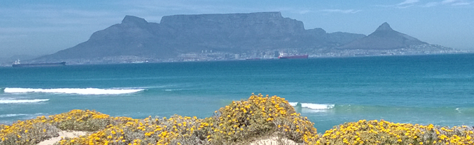 Cape Town has just been awarded the accolade of 'THE BEST DESTINATION IN THE WORLD FOR A CITY BREAK'