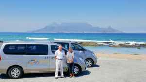 Cape Splendour - Julie & Martin